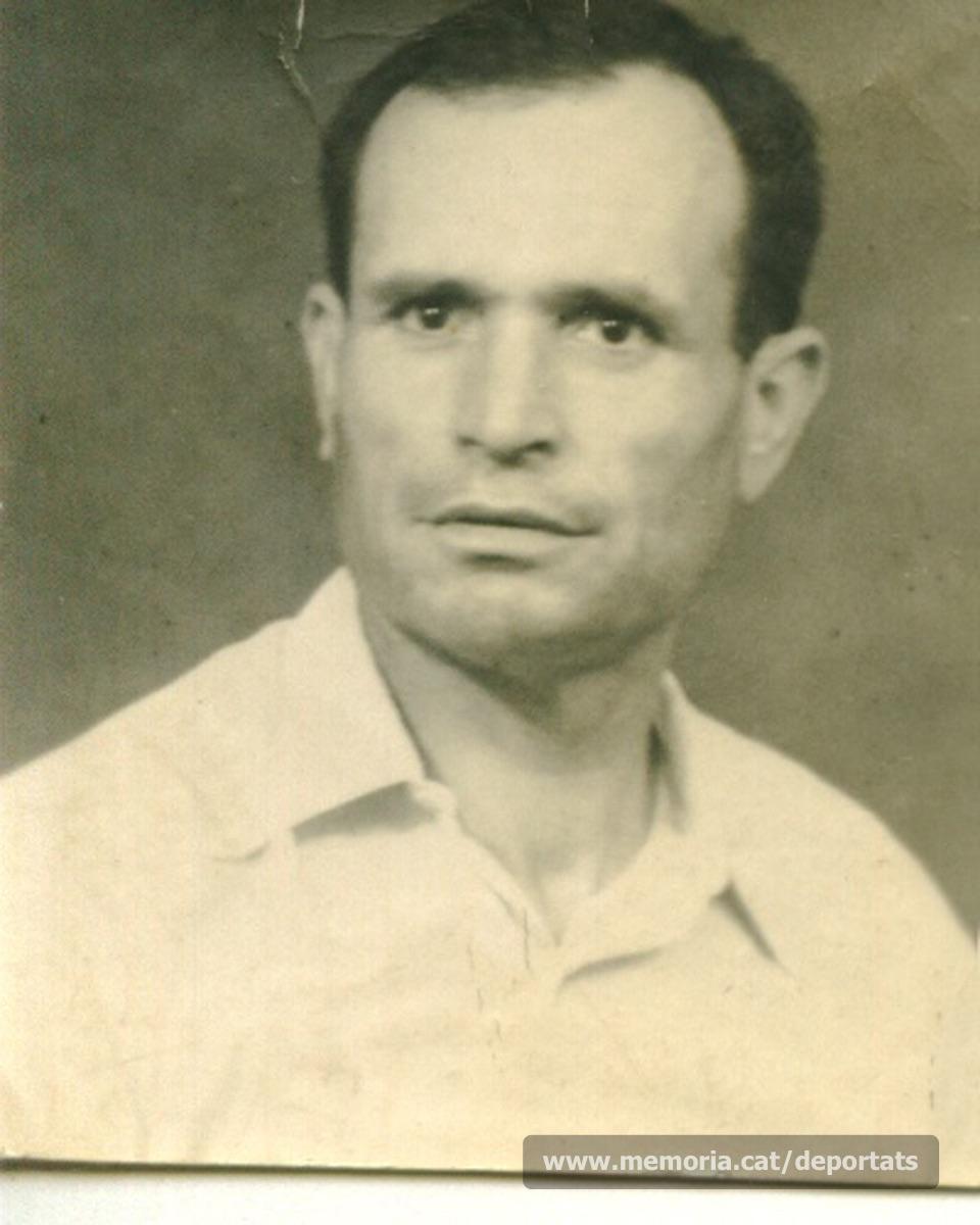 Rossend Labara Andrés el 1945 (Font: arxiu particular de Patricia Grapeloup-Labara)