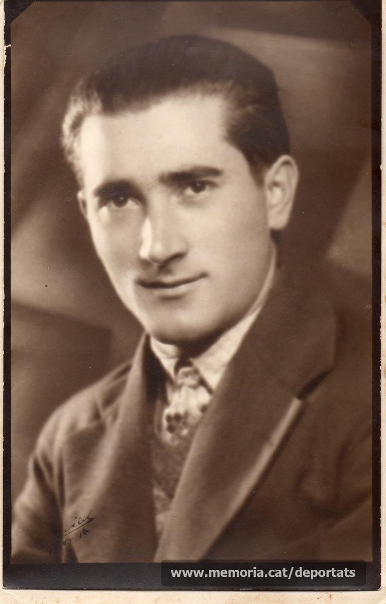Joan Serarols Pons (Font: arxiu particular de Josep Masana Serarols)
