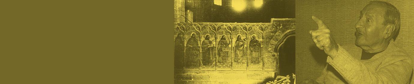 Memòries de Lluís Rubiralta<br /> El salvament del patrimoni durant la guerra