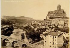 Les 4 fotografies més antigues de Manresa (any 1860)