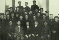 Empleats de la plantilla municipal de Manresa durant la República