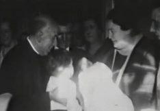 la manresa del 1930. bateig de josep tomas cabot